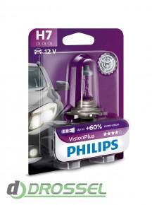 Philips VisionPlus PS 12972 VP B1 (H7)