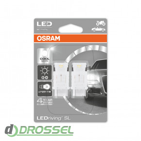 Osram LEDriving SL 3548CW-02B (P27/7W)
