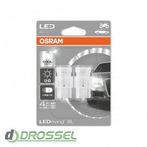 Osram LEDriving SL 7706CW-02B (W21W)