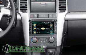 Штатная магнитола Road Rover для Chevrolet Aveo, Captiva, Epica_