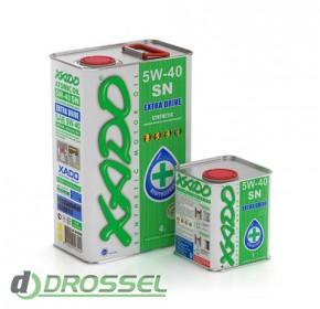 Моторное масло Xado (Хадо) Atomic Oil 5w-40 SN_2
