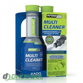 Xado (Хадо) Revitalizant AtomEx Multi Cleaner (Gasoline) 250мл X