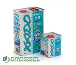 Моторное масло Xado (Хадо) Atomic Oil 10w-40 SN_2