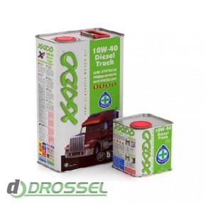 Xado (Хадо) Atomic Oil Diesel Truck 10w-40