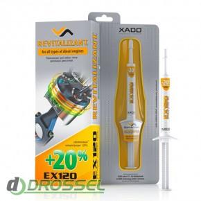 Xado (Хадо) Revitalizant EX120 XA 10034