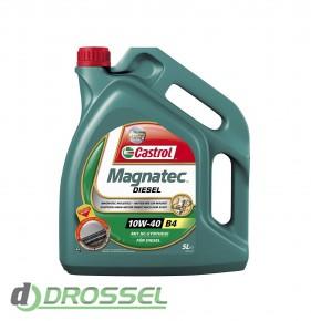 Моторное масло Castrol Magnatec Diesel 10W-40 B4_1