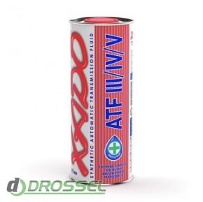 АКПП Xado (Хадо) Atomic Oil ATF III/IV/V