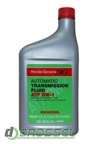 Honda ATF DW-1 (Z1) 08200-9008 (USA)