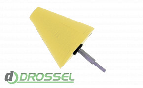 Monello Uni-Cone Cutting Cone Yellow 2