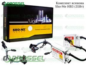 Комплект ксенона Sho-me HB3 (9005)