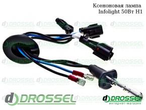 Ксеноновая лампа Infolight H1 50Вт