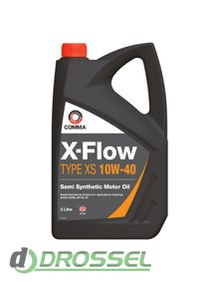 Моторное масло Comma X-Flow Type XS 10w40 5л