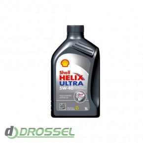 Shell Helix Ultra 5w40 4л_2