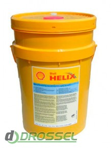 Моторное масло Shell Helix Ultra 5w40 20л