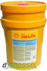 Моторное масло Shell Helix HX7 Diesel 10W40 20л