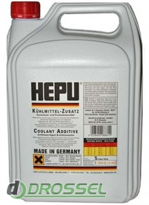 Антифриз Hepu P999 G12 5л