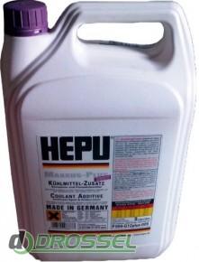 Антифриз Hepu P999 G12 plus 5л