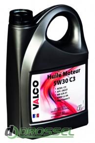 Моторное масло Valco 5w30 C3