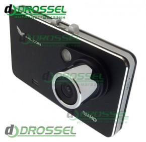 Автомобильный видеорегистратор Falcon HD49-LCD