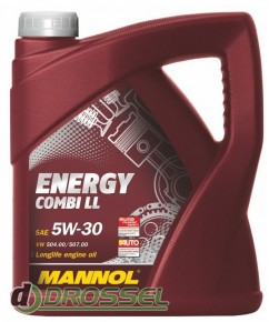 Mannol Energy Combi LL 5W30 4л