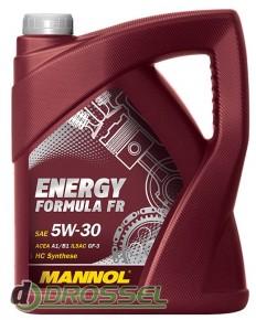 Mannol Energy Formula FR 5W30 5л
