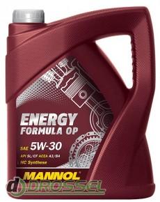 Mannol Energy Formula OP 5W30 5л