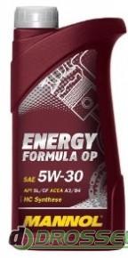 Mannol Energy Formula OP 5W30 1л