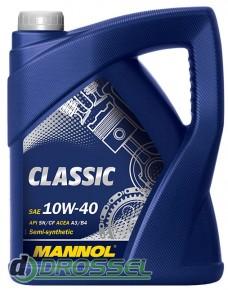 Mannol Classic 10W40 5л