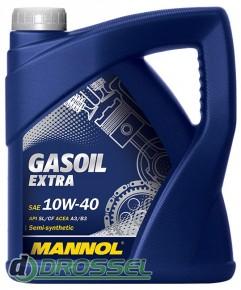 Mannol Gasoil Extra 10W40 4л