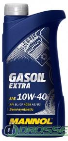 Mannol Gasoil Extra 10W40 1л