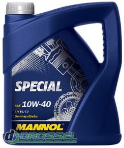 Mannol Special 10W40 4л