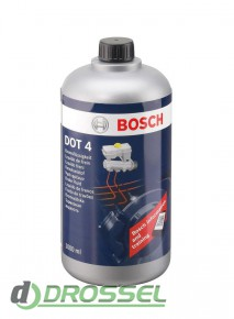 Тормозная жидкость Bosch DOT 4_1л