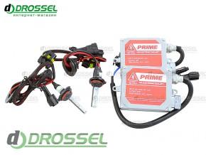 Комплект ксенона Prime 9-32V 35Вт HB4 (9006) (3000K, 4300K, 5000