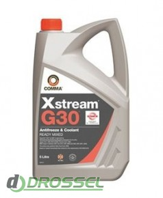 Comma Xstream G30 Antifreeze & Coolant Concentrate
