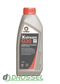Comma Xstream G30 Antifreeze & Coolant Concentrate_2