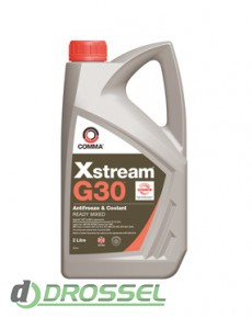 Comma Xstream G30 Antifreeze & Coolant Concentrate_3