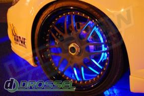 Подсветка колес LEDGlow LU Blue