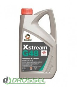 Comma Xstream G48 Antifreeze & Coolant Concentrate G11_3