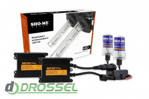 Ксенон Sho-Me Light Pro Slim H11 35Вт