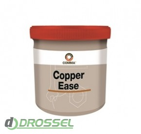 Comma Copper Ease