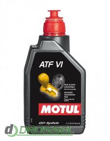 Синтетическая жидкость для АКПП Motul ATF VI