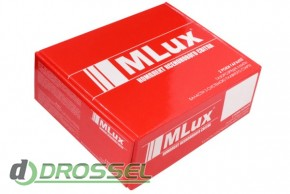Mlux Simple slim 9-16В 35Вт H3