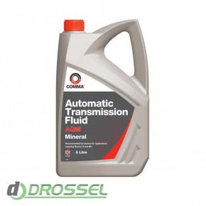 Comma Automatic Transmisson Fluid AQM