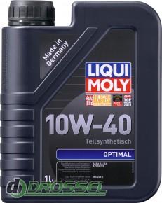 Liqui Moly Optimal 10W-40 1л