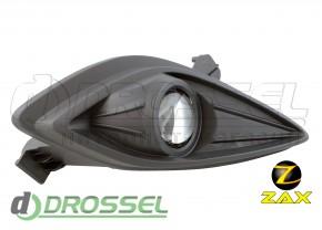Штатные биксеноновые линзы ПТФ Zax Bi-Fog SP 013 Hyundai Elantra