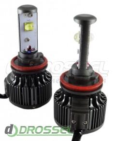 Светодиодная (LED) лампа Infolight G1.1 H11 30W