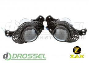 Штатные биксеноновые линзы ПТФ Zax Bi-Fog SP 009 Mercedes-Benz A
