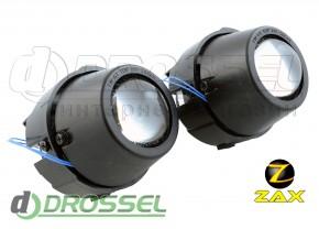 Штатные биксеноновые линзы ПТФ Zax Bi-Fog SP 011