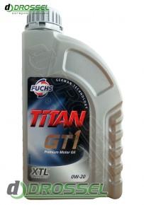 Titan GT1 0W-20_1l