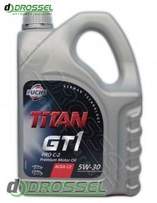 Titan GT1 PRO C-2 5W-30 4l